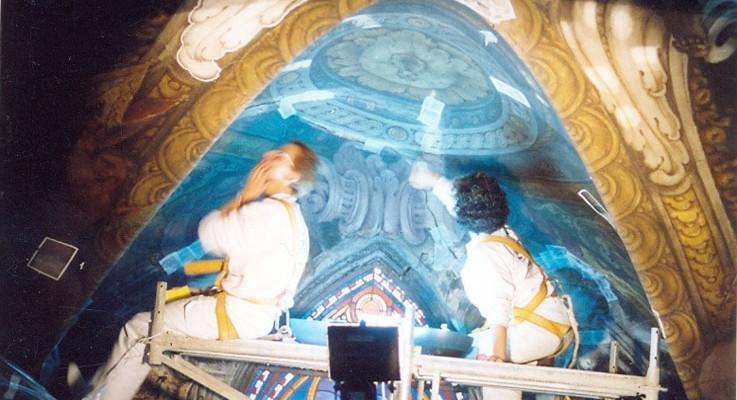 11 Empresa De Restauracion De Pintura Mural