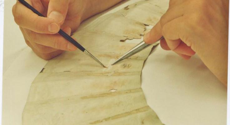 3  Empresa De Restauración De Papel