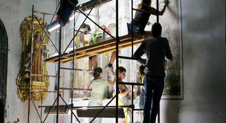 30 Empresa De Restauracion De Pintura Mural