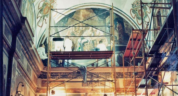 45 Empresa De Restauracion De Pintura Mural