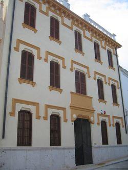 Colegio De Monjas De Ribarroja