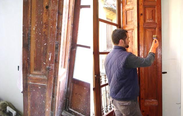 Restauración De Madera Y Muebles 1