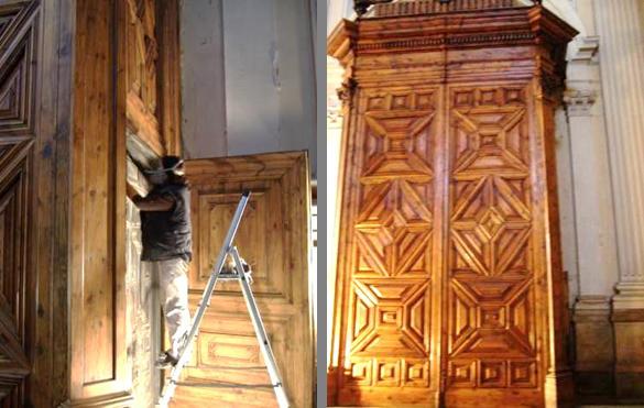 Restauración De Madera Y Muebles 6