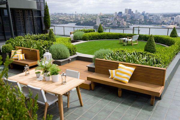 diseo de jardines interiores y exteriores